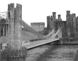 Conwy, North Wales- where WIlliam Taylor Masoney compelted the work on this project